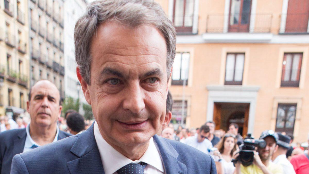José Luis Rodríguez Zapatero, ex presidente del Gobierno. (Foto: Efe)