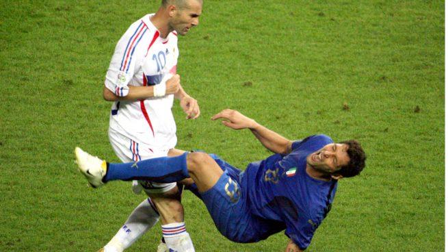 Zidane-Materazzi-Francia-Italia