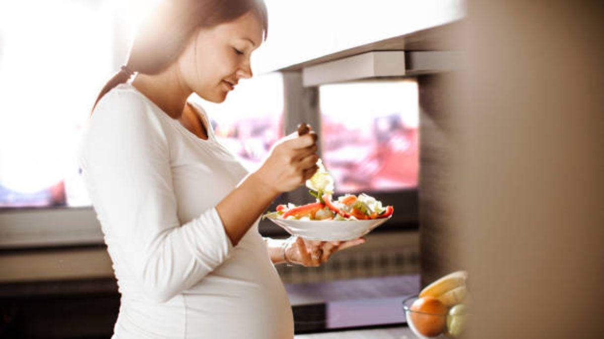 Qué puedes comer durante la semana 21 de embarazo