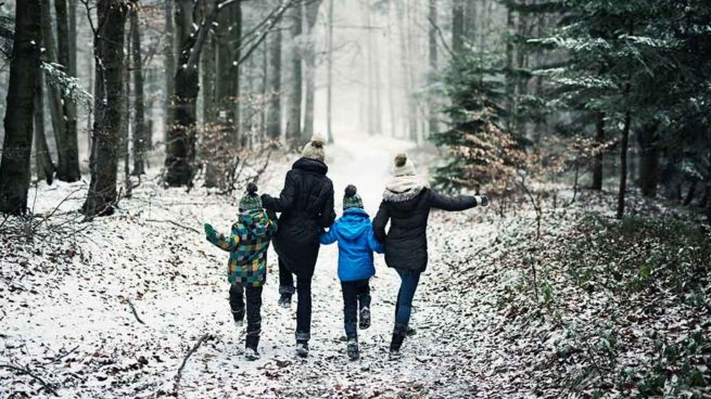 actividades familia otoño invierno