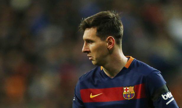 Leo Messi sustituyó a Ivan Rakitic (Reuters)