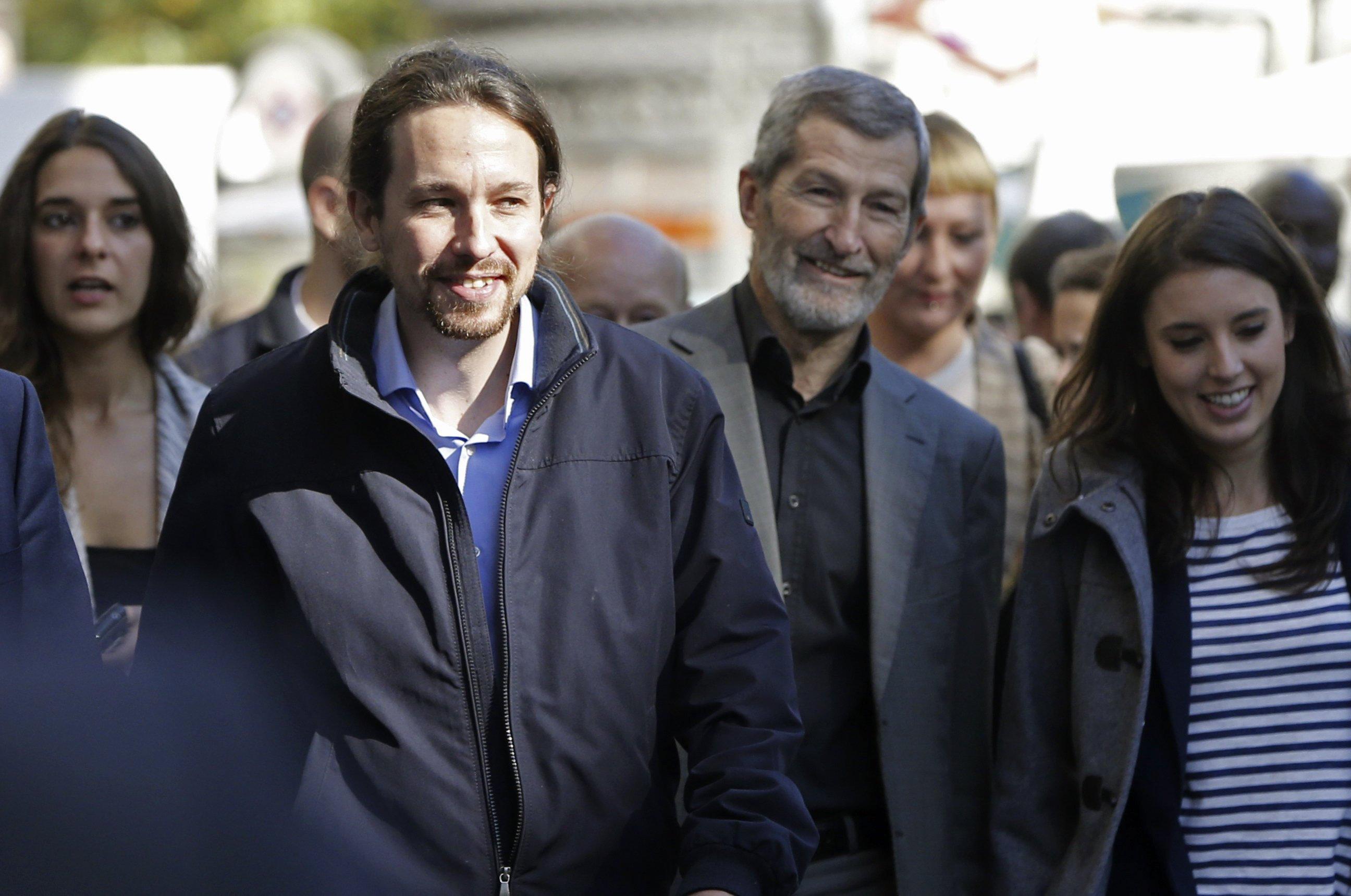 Pablo Iglesias vuelve a romper la unidad entre los partidos asegurando que no se identifica con «los valores del pacto antiyihadista»