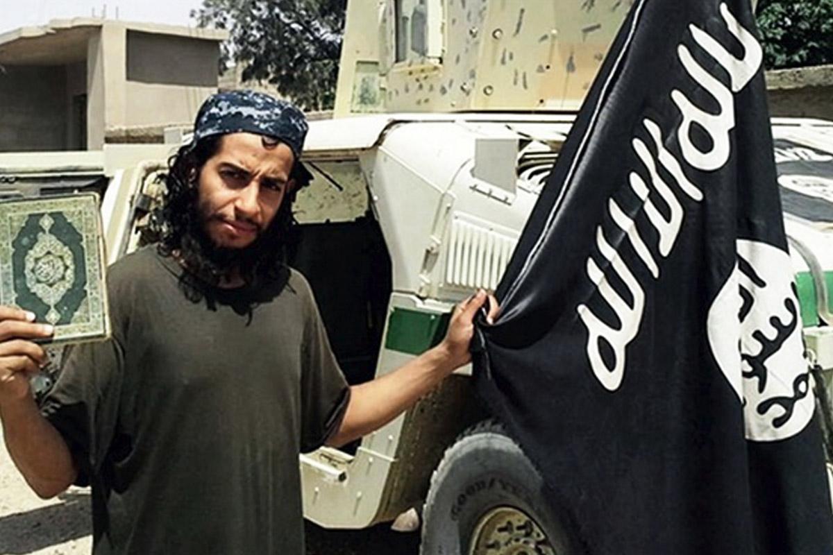 Abdelhamid Abaaoud habría planificado los atentados de París.