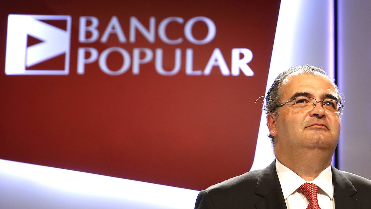 El expresidente del Banco Popular, Angel Ron. (Foto: EFE)