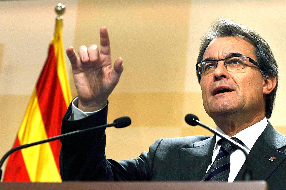 El presidente de la Generalitat, Artur Mas. (Foto: EFE)