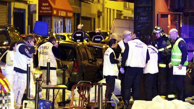 El Estado Islámico se atribuye la mantanza de París: más de 120 muertos y decenas de heridos