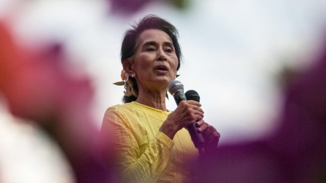 Aung San Suu Kyi, despojada de la máxima distinción de Amnistía Internacional