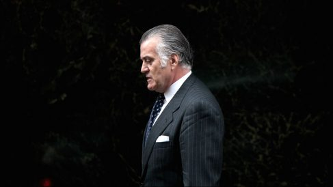 Luis Bárcenas. (Foto: Getty)