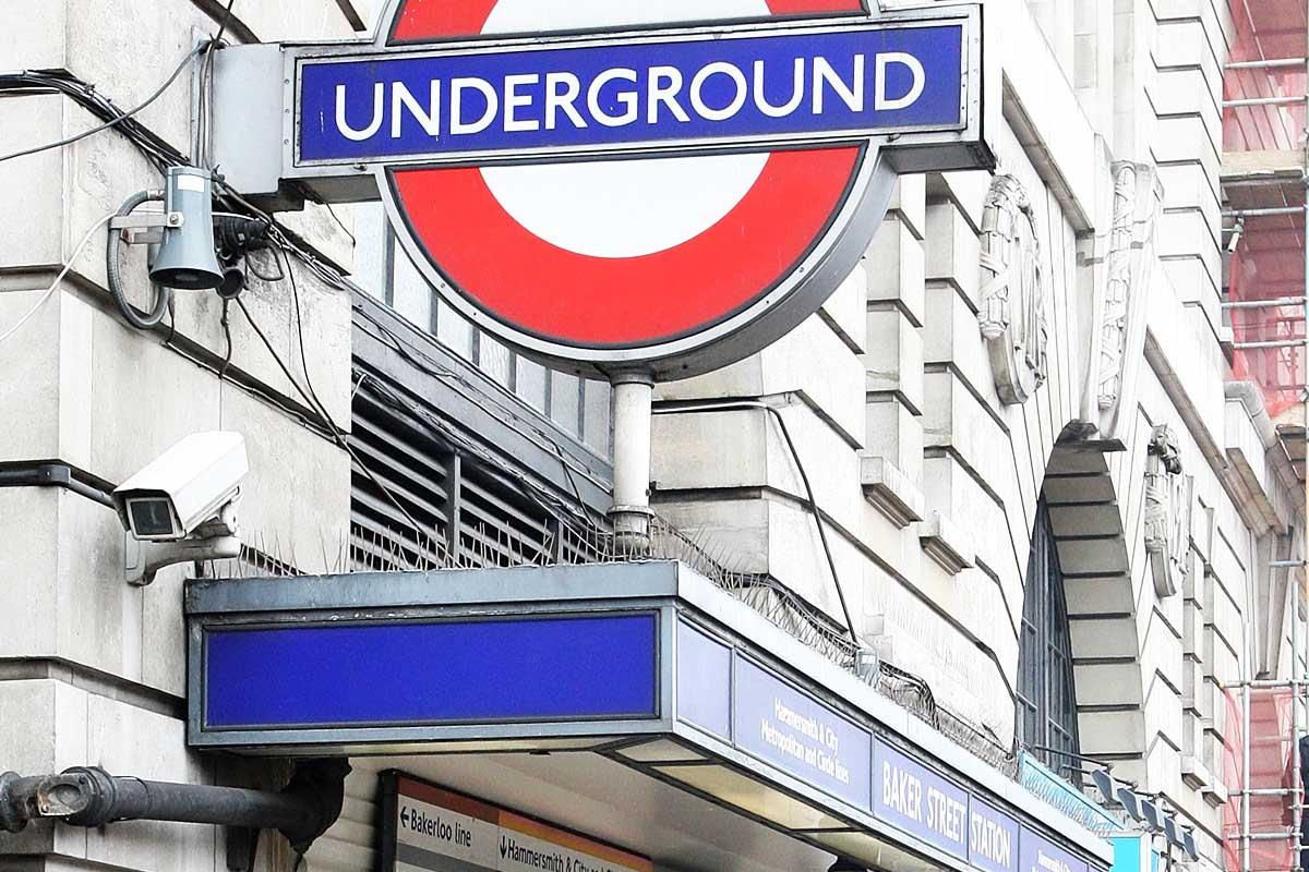 Estación de metro de Baker Street (Foto: Getty)