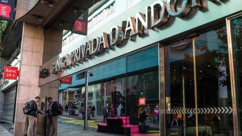 Oficinas de la Banca Privada de Andorra (BPA). (foto: Getty)