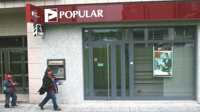 Popular niega haber suspendido las pruebas de estr s del fmi for Oficinas banco popular madrid