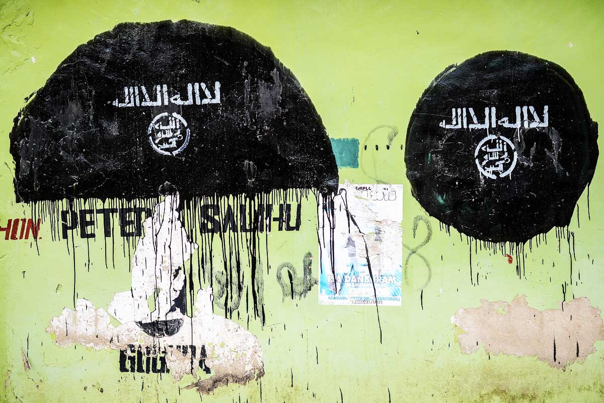 Boko Haram quiere imponer la Sharia islamista en grandes zonas de Nigeria (Foro: Getty)