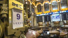 La Bolsa de Madrid. (Foto: EFE)