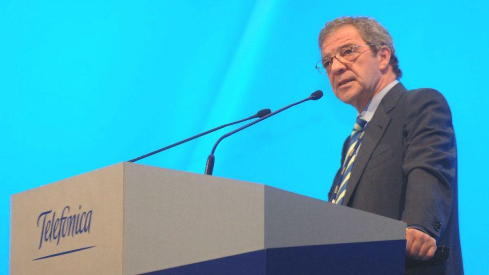 César Alierta (Foto: EFE).