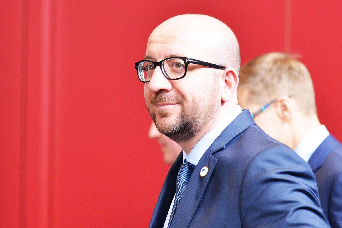 Charles Michel, primer ministro de Bélgica. (Foto: Getty)