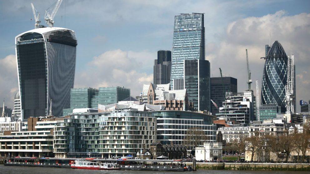 La City de Londres (Foto: GETTY)