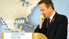 El primer ministro inglés, David Cameron (Foto: GETTY).