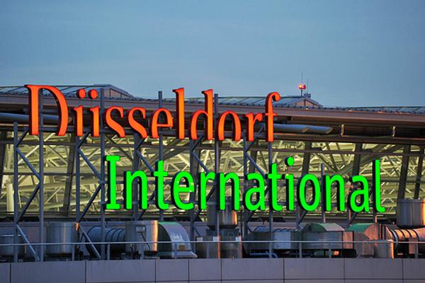 Aeropuerto Internacional de Düsseldorf