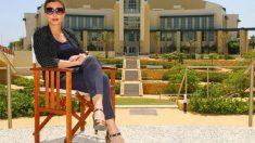 La ex directora de los estudios de cine Ciudad de la Luz, Elsa Martínez (foto: locosdelcine.com)