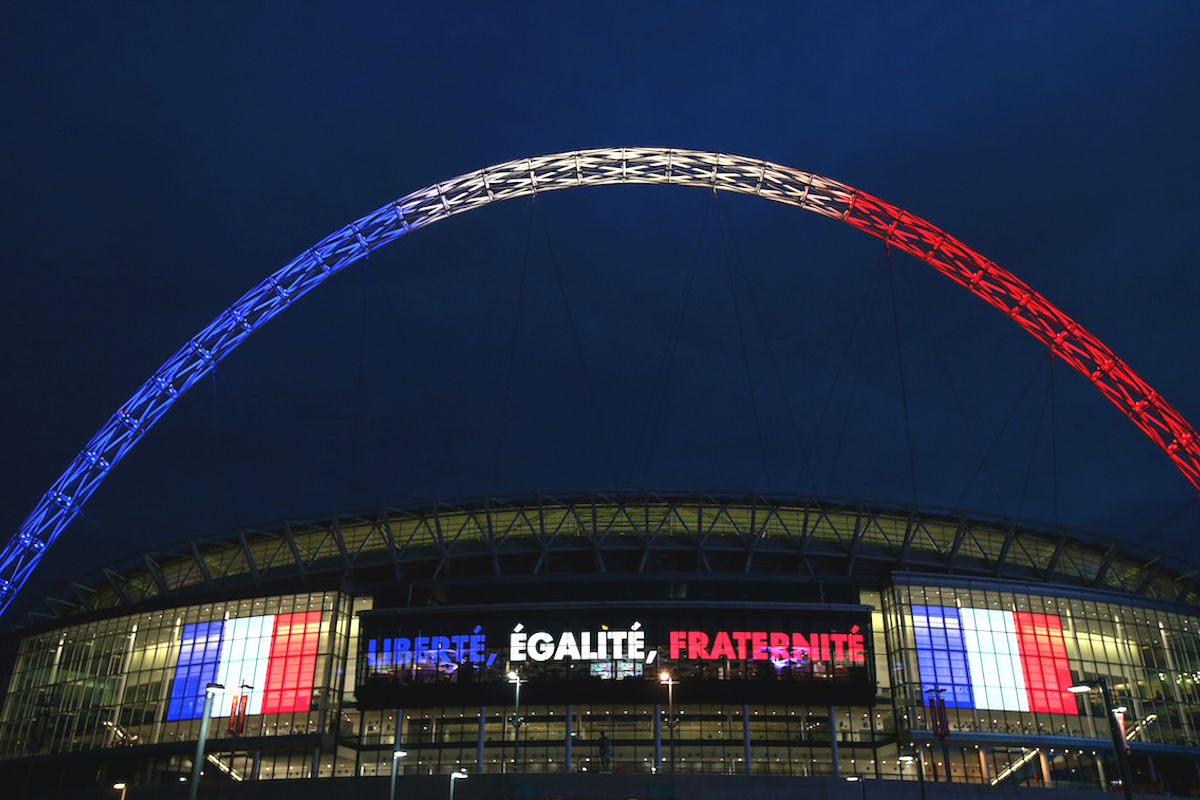 Estadio de Francia (Foto: GETTY)