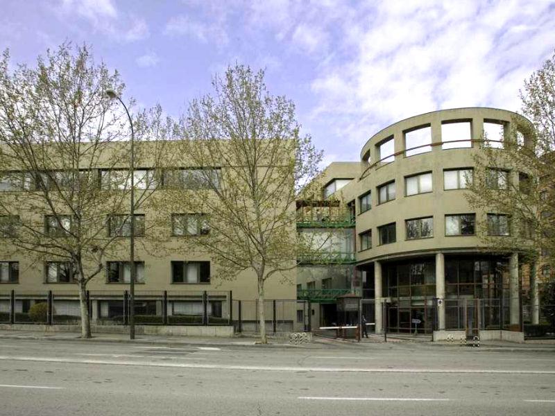 Instalaciones de los Estudios Buñuel, vendidos por TVE en noviembre de 2014 por 35,2 millones de euros (Foto: RTVE)