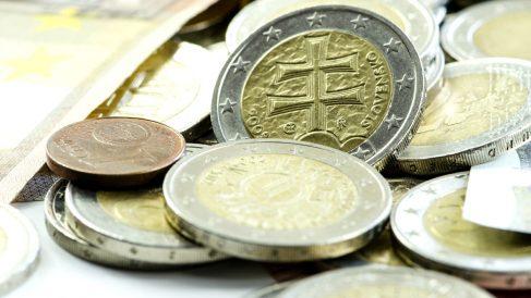 Monedas de euro (Foto: GETTY/iStock)