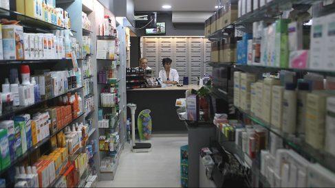 Farmacia española (Foto: GETTY)