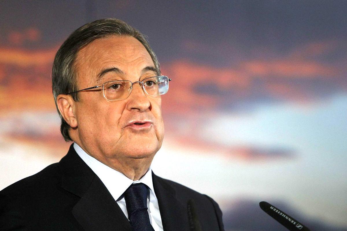 El presidente de ACS, Florentino Perez. (Foto: EFE)