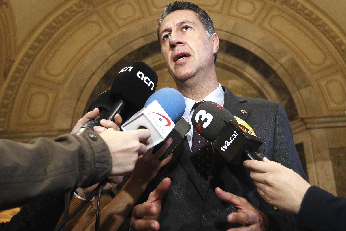 Xavier García Albiol respeta la decisión del TC. (Foto: EFE)