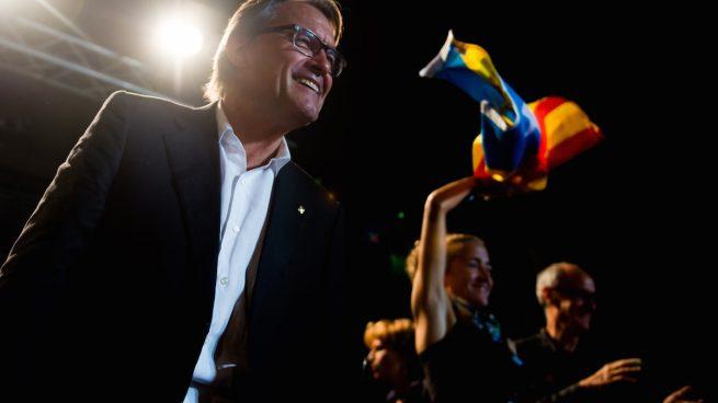 Artur Mas favoreció a un promotor urbanístico a petición de Prenafeta