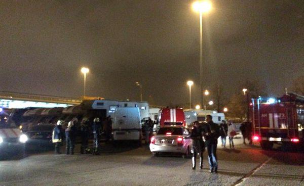 Desalojan a 900 personas en un hotel de Moscú por una amenaza de bomba