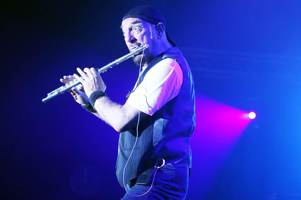 Ian Anderson, líder de Jethro Tull (Foto: Getty)