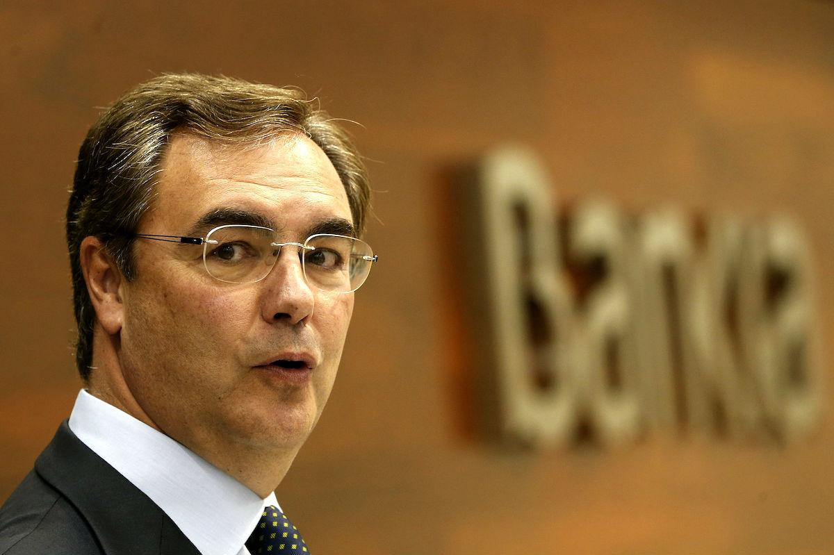 El consejero delegado de Bankia, José Sevilla. (Foto: EFE)