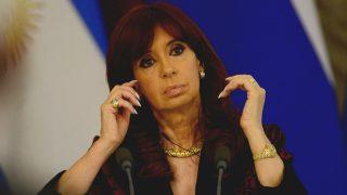 La ex presidenta de Argentina Cristina Fernández de Kirchner (Foto: Getty)