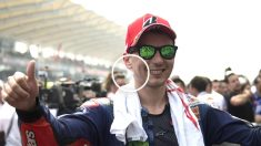 Lorenzo graba un video pidiendo cordura a los aficionados (Getty)