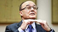 El ex gobernador del Banco de España, Luis María Linde. (Foto: EFE)