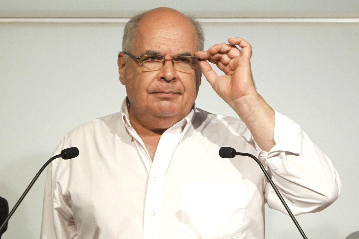 El líder de SíQueEsPot, Lluís Rabell.