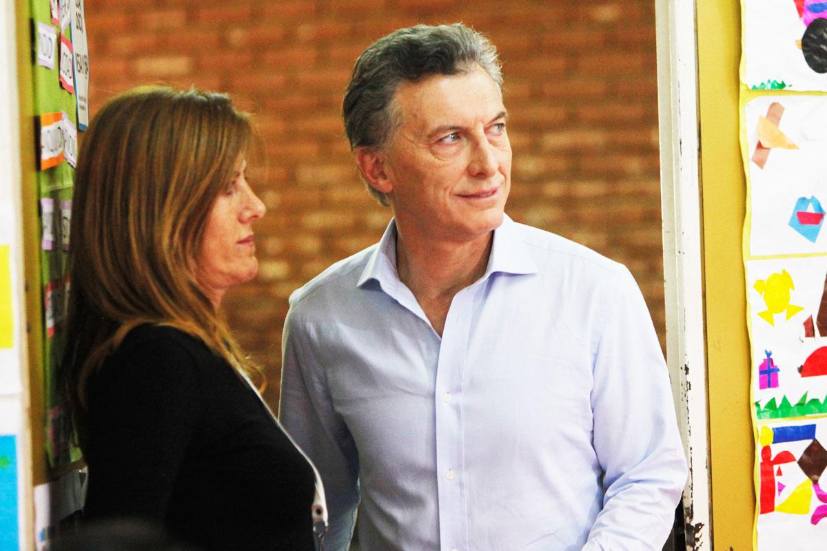 Mauricio Macri comenzará su mandato el próximo 10 de diciembre (Foto: Getty)