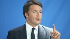 El primer ministro italiano, Matteo Renzi (Foto: GETTY)