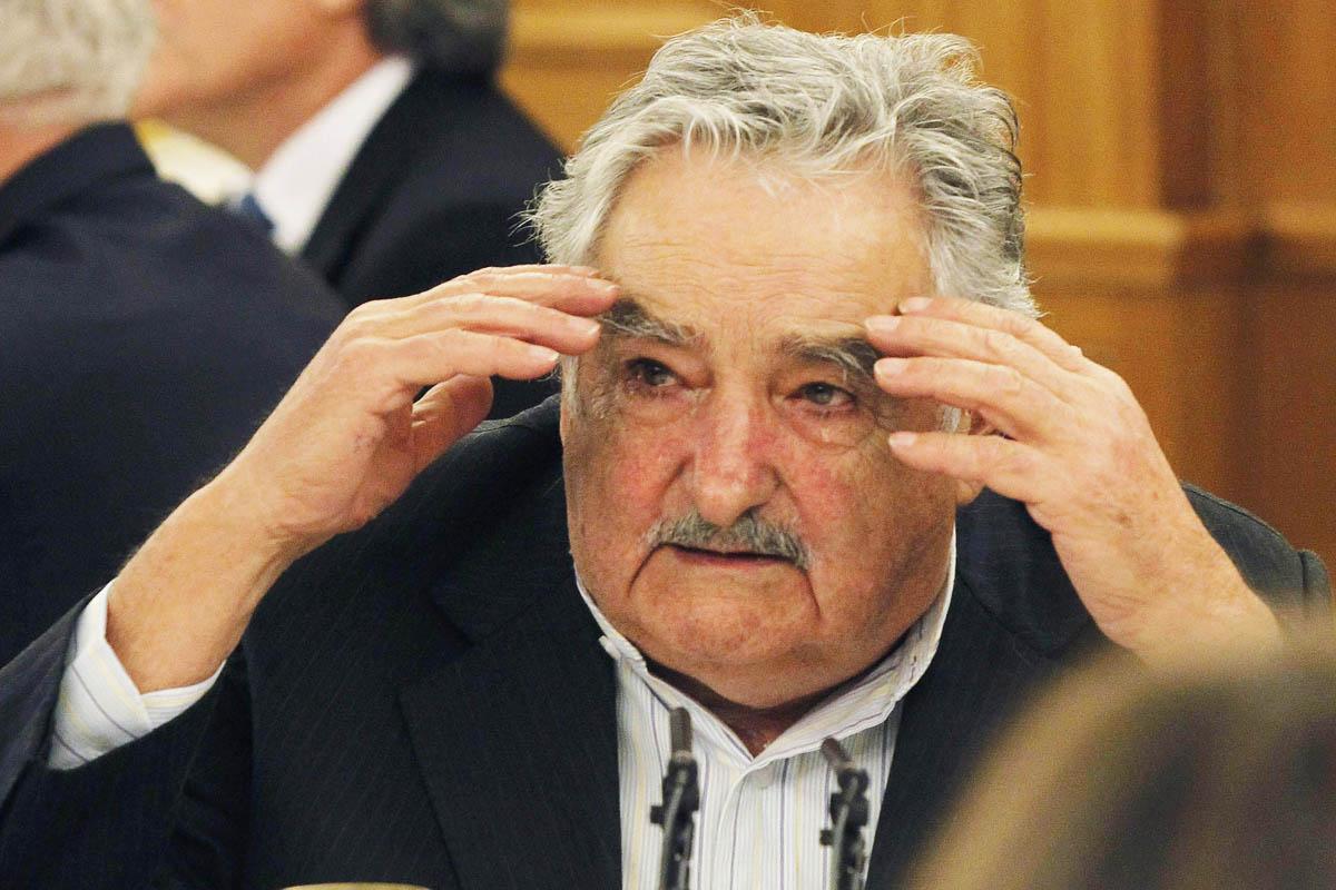 José Mújica, ex presidente de Uruguay (Foto: Getty)