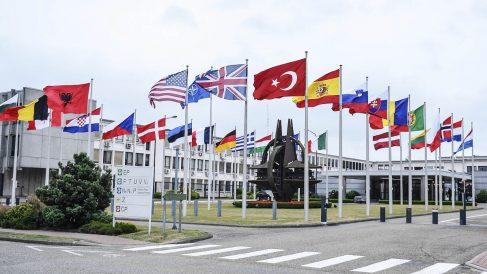Cuartel general de la OTAN en Bruselas (Foto: Getty)