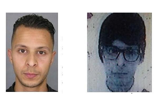 Imagen distribuida por la Policía francesa de la nueva imagen de Salah Abdeslam