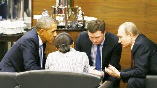 Obama y Putin trataron de entablar una relación pero no consiguieron entenderse bien. (Foto: Reuters)