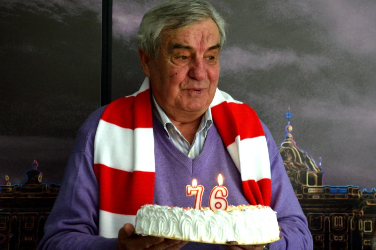 Fallece el Pechuga San Román en Madrid, histórico meta del Atleti (Foto: los50.es)