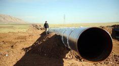 Oleoducto en Irak. (Foto. EFE)