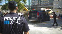 Policía Local. (Foto de archivo de AFP)