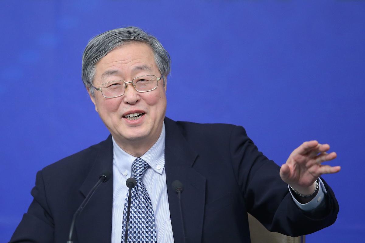 Zhou Xiaochuan, Gobernador del Banco de China (Foto: GETTY)