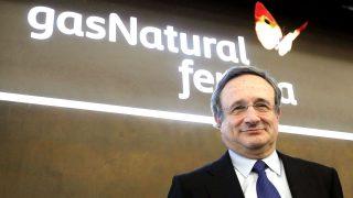 El consejero delegado de Gas Natural Fenosa, Rafael Villaseca. (Foto: EFE)