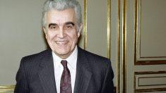 René Girard. (Foto: AFP)