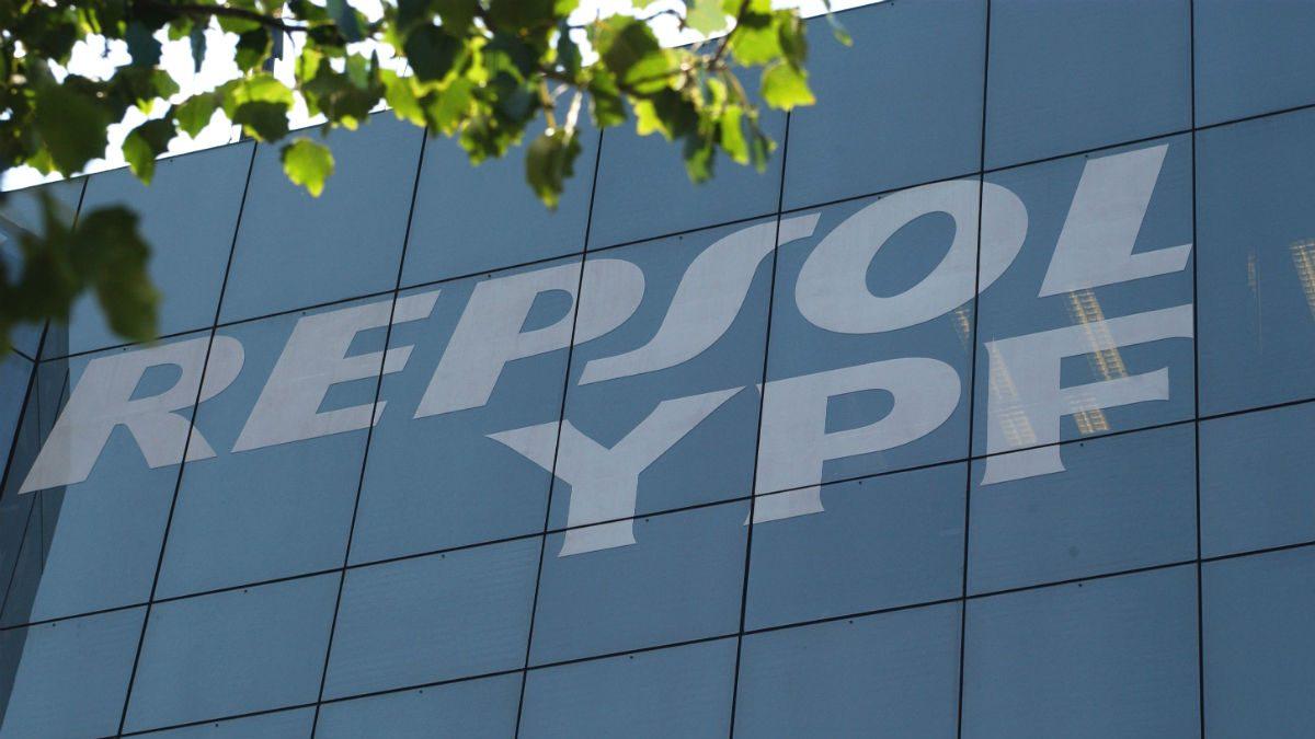Sede de Repsol YPF.